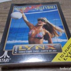 Videojuegos y Consolas: ATARI LYNX : JUEGO MALIBU BIKINI VOLLEYBALL.AÑOS 80-90 EN CAJA NUEVO A ESTRENAR.PTOY. Lote 64663646