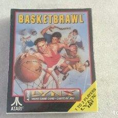 Videojuegos y Consolas: JUEGO BASKETBRAWL BASTKET BRAWL ATARI LYNX NUEVO PRECINTADO PAL. SEALED. Lote 67880693
