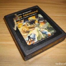 Videojuegos y Consolas: MISSILE COMMAND - ATARI 2600 - PAL - JUEGO EN CARTUCHO ORIGINAL. Lote 67908633