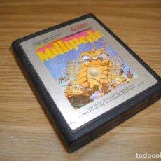Videojuegos y Consolas: MILLIPEDE - ATARI 2600 - JUEGO EN CARTUCHO ORIGINAL. Lote 67911317
