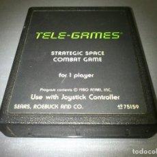 Videojuegos y Consolas: 918- TELEGAMES - FOR ATARI - 1980 - REF 4975159. Lote 69821089
