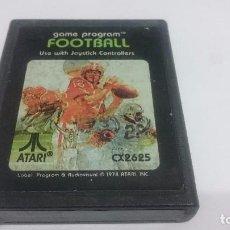 Videojuegos y Consolas: JUEGO CARTUCHO FOOTBALL ATARI 2600 VCS VIDEOGAME CART JEU CX2625 SPIEL. Lote 73541903