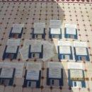 Videojuegos y Consolas: ATARI ST. LOTE JUEGOS ATARI POWER PACK CON SUS FIHAS COMPLETO.BUEN ESTADO. Lote 76523387