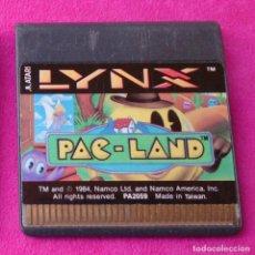 Videojuegos y Consolas: JUEGO ATARI LINX PAC-LAND . Lote 80297549