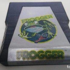 Jeux Vidéo et Consoles: JUEGO PARA ATARI 2600 FROGGER. Lote 87537440