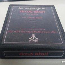 Videojuegos y Consolas: JUEGO PARA ATARI 2600 CIRCUS ATARI. Lote 87537716