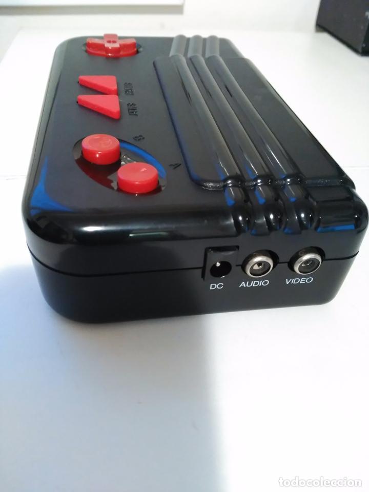 Videojuegos y Consolas: Consola clon atari ptg-2600 portable walkiecom nueva a estrenar con mando inalámbrico rarisima leer - Foto 13 - 88825812
