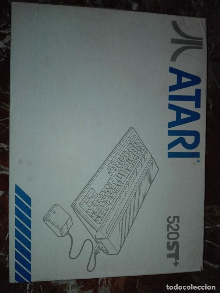 ATARI 520 ST+ (Juguetes - Videojuegos y Consolas - Atari)