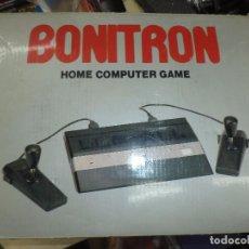 Videojuegos y Consolas: CONSOLA BONITRON.HOME COMPUTER GAME.COMPATIBLE ATARI 2600.AÑOS 80.. Lote 89604728