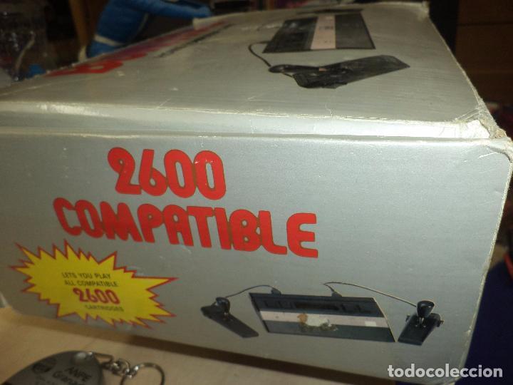 Videojuegos y Consolas: Consola Bonitron.Home computer game.Compatible Atari 2600.Años 80. - Foto 2 - 89604728