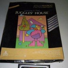 Videojuegos y Consolas: 918- JUGGLES HOUSE 400/800 ( ATARI) CX4130. Lote 57580742