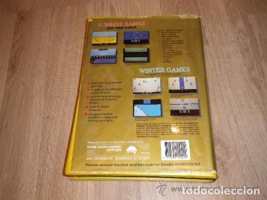 Videojuegos y Consolas: ATARI 2600 JUEGO GO FOR GOLD PACK - Foto 2 - 91796055