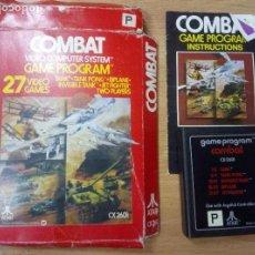 Videojuegos y Consolas: COMBAT - ATARI 2600. Lote 96608027
