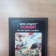 Videojuegos y Consolas: COMBAT - ATARI 2600. Lote 98762479