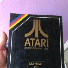 Videojuegos y Consolas: MANUAL DE BASIC - ATARI - UNIMPORT 1984 - 166 PAGINAS. Lote 99101603