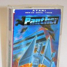Videojuegos y Consolas: PANTHER [SCULPTURED SOFTWARE] 1987 MASTERTRONIC ENTERTAIMENT USA [ATARI 600 / 800 / XL / XE]. Lote 99303147