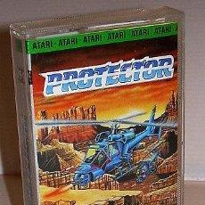 Videojuegos y Consolas: PROTECTOR [PAL DEVELOPMENTS] 1989 VIRGIN MASTERTRONIC PLUS [ATARI 600 / 800 / XL / XE]. Lote 99304939