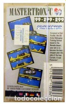 Videojuegos y Consolas: Protector [PAL Developments] 1989 Virgin Mastertronic Plus [ATARI 600 / 800 / XL / XE] - Foto 2 - 99304939