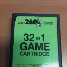 Videojuegos y Consolas: CARTUCHO ATARI 32 EN 1. Lote 99799103