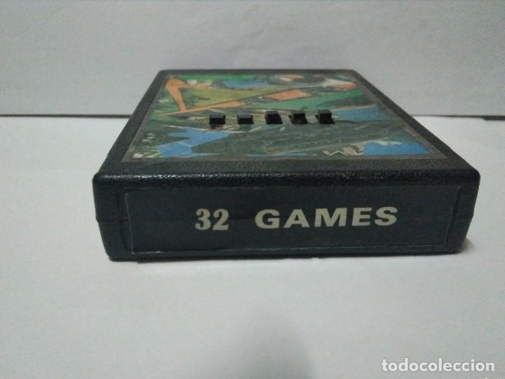 Videojuegos y Consolas: Cartucho juegos 32 GAMES - Foto 2 - 101240699