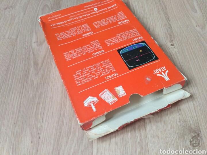 Videojuegos y Consolas: ATARI 2600 JUEGO STAR RAIDERS COMPLETO - Foto 4 - 43439189