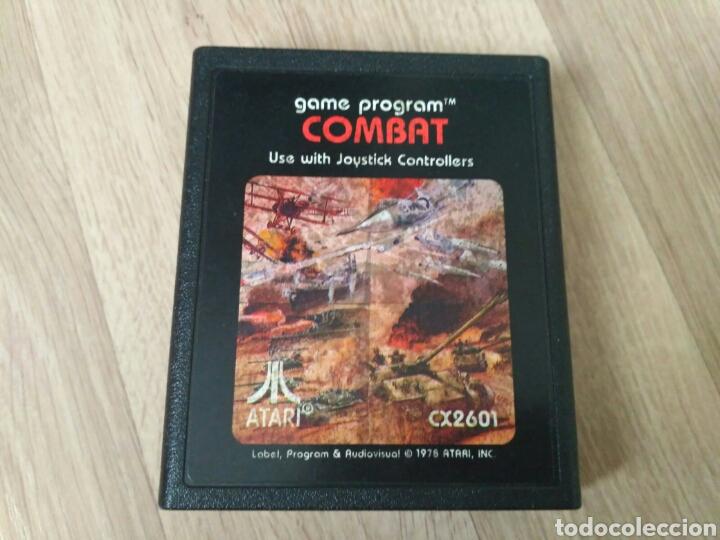 Videojuegos y Consolas: ATARI 2600 JUEGO COMBAT EN CAJA - Foto 5 - 57928419