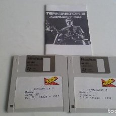 Videojuegos y Consolas: JUEGO PC PARA ATARI ST/TERMINATOR 2.. Lote 102615419