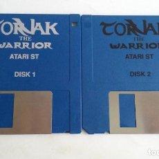 Videojuegos y Consolas: JUEGO PC PARA ATARI ST/TORNAK THE WARRIOR.. Lote 103400867