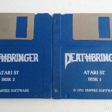 Videojuegos y Consolas: JUEGO PC PARA ATARI ST/DEATHBRINGER.. Lote 103404843
