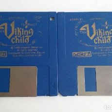 Videojuegos y Consolas: JUEGO PC PARA ATARI ST/THE VIKING CHILD.. Lote 103405131