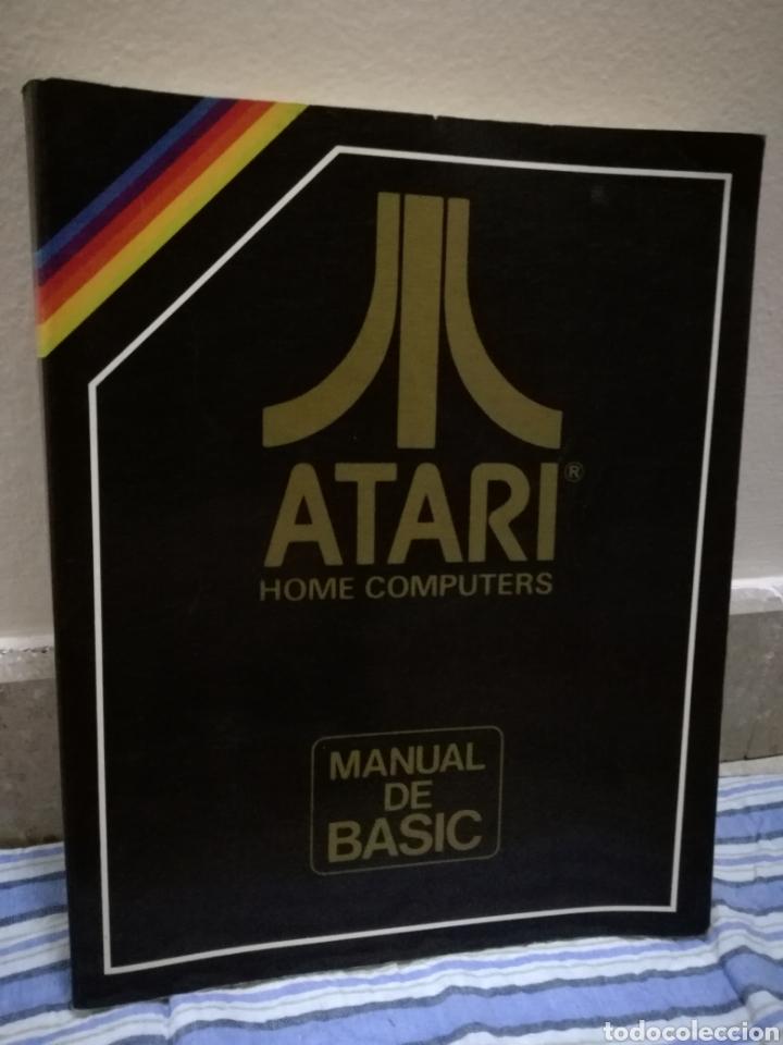 ATARI HOME COMPUTERS - MANUAL DE BASIC (Juguetes - Videojuegos y Consolas - Atari)
