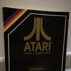 Videojuegos y Consolas: ATARI HOME COMPUTERS - MANUAL DE BASIC. Lote 103848915