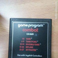 Videogiochi e Consoli: COMBAT - ATARI 2600. Lote 105021435