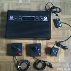 Videojuegos y Consolas: CONSOLA AIOSTAY TV GAME CLONICA DE ATARI 2600. COMPLETA. 32 JUEGOS. Lote 105319151