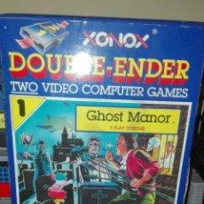 Videojuegos y Consolas: GHOT MANOR + SPIKE,SPEAK ATARI. Lote 107528003