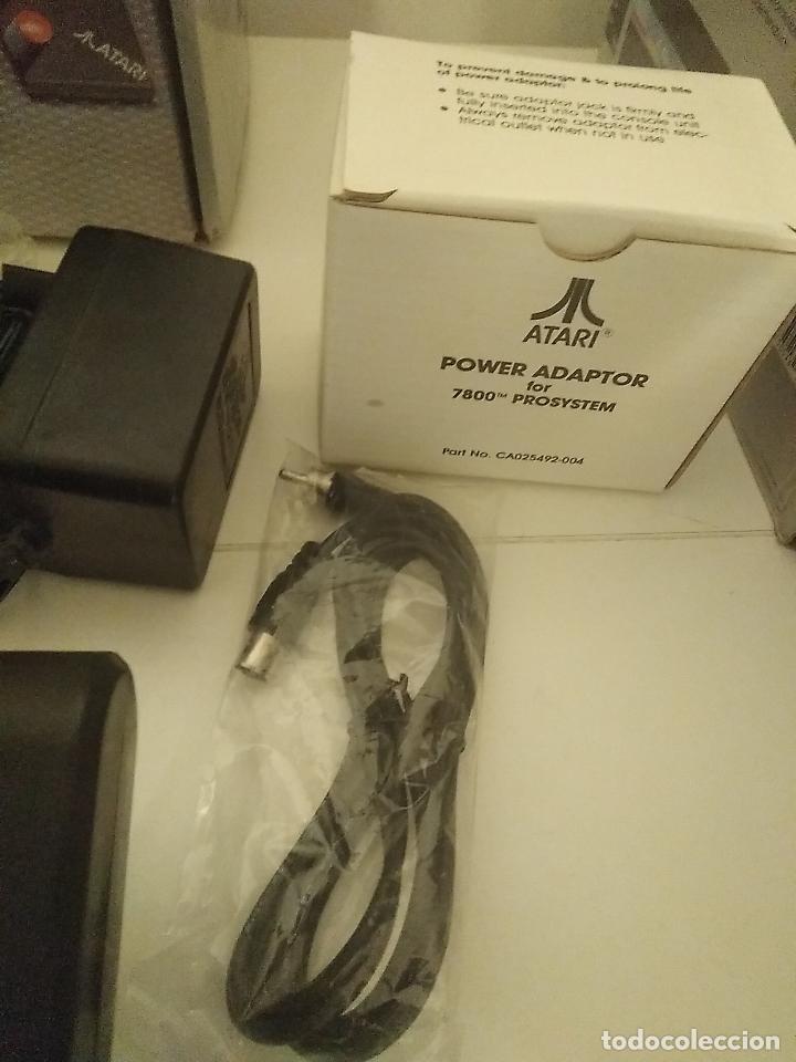 Videojuegos y Consolas: Consola Atari 7800 new nueva a estrenar incluye juego asteroids - Foto 4 - 110749703