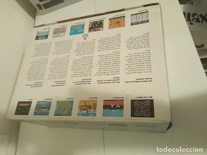 Videojuegos y Consolas: Consola Atari 7800 new nueva a estrenar incluye juego asteroids - Foto 10 - 110749703
