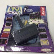 Videojuegos y Consolas: PLUG IT IN & PLAY TV 10 GAMES ATARI. Lote 112910935