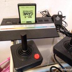 Videojuegos y Consolas: ATARI 2600 FUNCIONA Y COMPLETA LLEVA 2 MANDOS. Lote 117439611