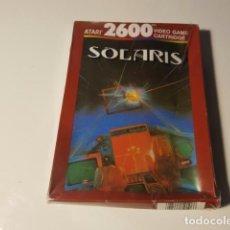 Videojuegos y Consolas: SOLARIS (ATARI) PRECINTADO. Lote 117710107