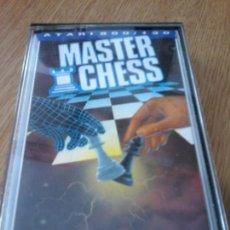 Videojuegos y Consolas: MASTER CHESS ATARI. Lote 118050811