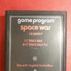Videojuegos y Consolas: JUEGO - VIDEOJUEGO - CONSOLA ATARI - SPACE WAR - GAME PROGRAM - CX-2604-P. Lote 120579639