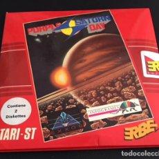 Videojuegos y Consolas: JUEGO PARA ORDENADOR ATARI ST PURPLE SATURN DAY - ERBE. Lote 120620739