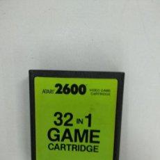 Videojuegos y Consolas: 32 IN 1 - ATARI 2600. Lote 121590175