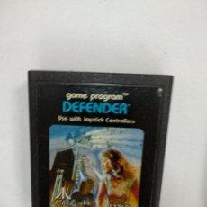 Videojuegos y Consolas: DEFENDER - ATARI 2600. Lote 121590207