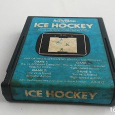 Jeux Vidéo et Consoles: JUEGO PARA ATARI ACTIVISION ICE HOCKEY. Lote 121852483