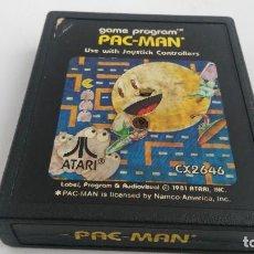 Jeux Vidéo et Consoles: JUEGO PARA ATARI PAC MAN . Lote 121854811