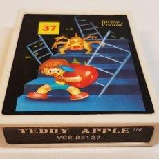Videojuegos y Consolas: TEDDY APPLE VCS 83137 HOME VISION PARA ATARI. Lote 121883934