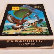 Videojuegos y Consolas: PARACHUTE VCS 83123 HOME VISION PARA ATARI. Lote 121884154
