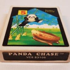Videojuegos y Consolas: PANDA CHASE VCS 83105 HOME VISION PARA ATARI. Lote 121884682